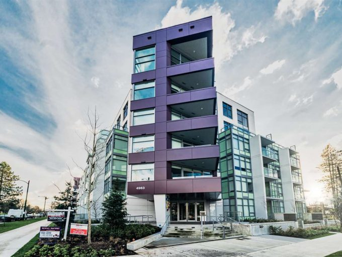 [LEASED] Vancouver West – 1+1 Beds – 1 Bath – 680 ft2 – Brand New Condo