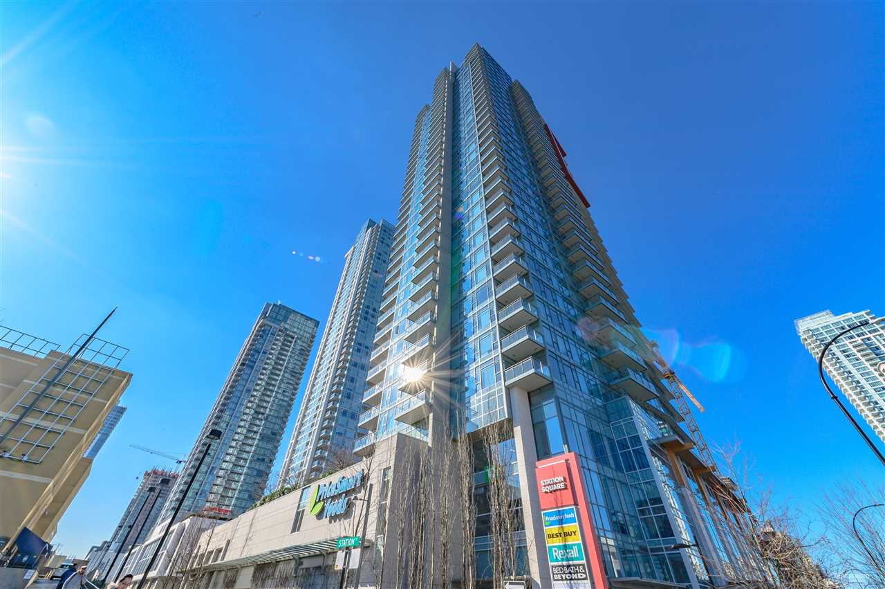 [GONE] Burnaby MetroTown – 1 Bed – 1 Bath – Parking – 480 sq ft – New Luxury Condo