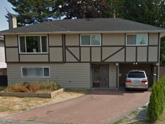 [LEASED] Richmond – 3 Bed – 2 Bath – Parking – 1300 ft2 – Top Floor of House