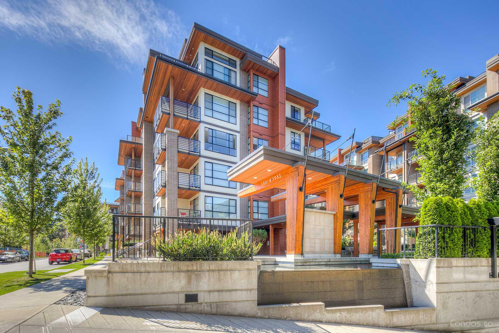 [LEASED] UBC Sail by Westbrook Village in UBC – 2.5 Bed + 2 Bath – 1050 sq ft – High End Condo