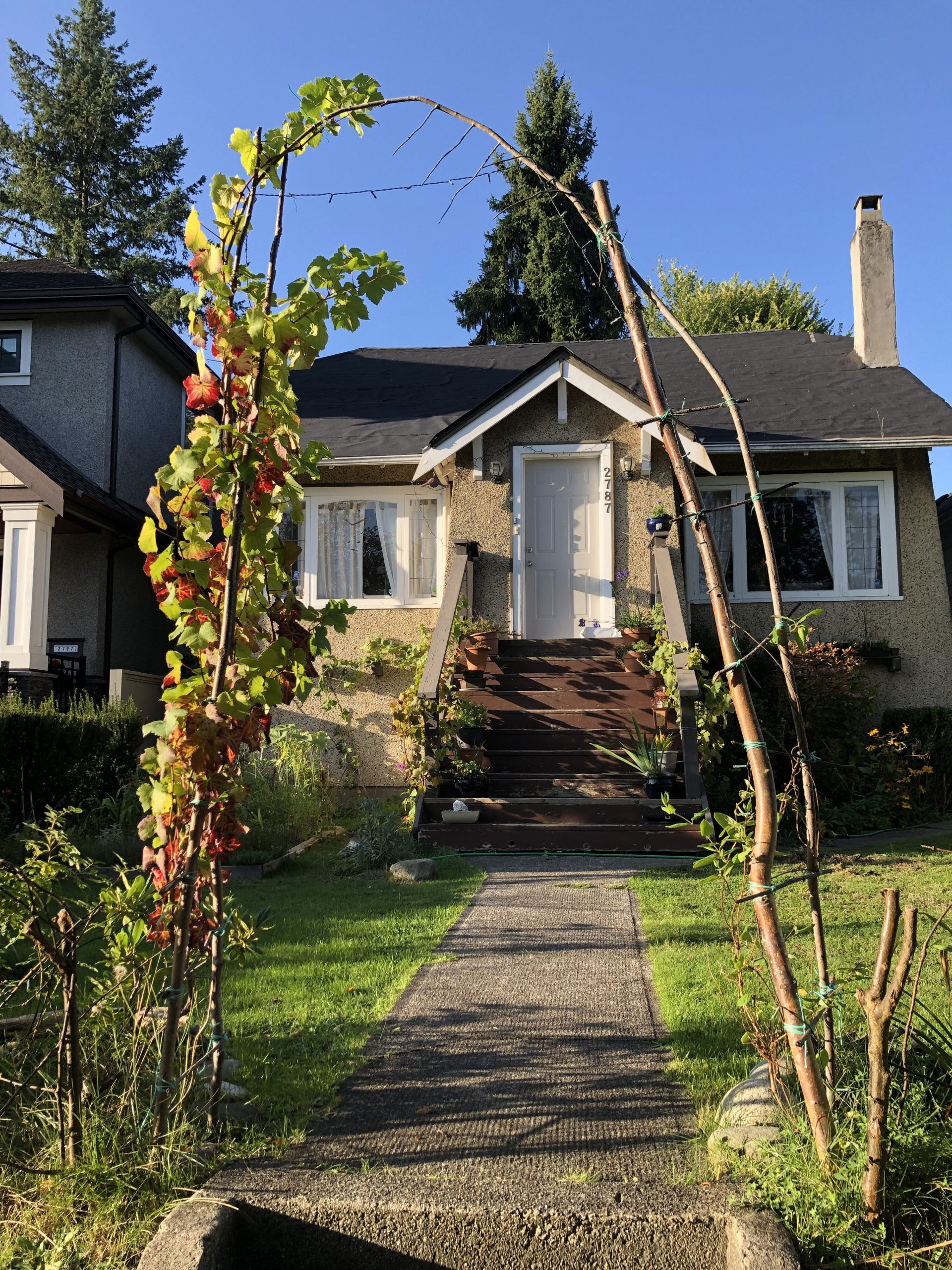[LEASED] Vancouver West Near UBC – Half Basement 1 Bedroom Suite With Separate Entrance Inside Cozy House
